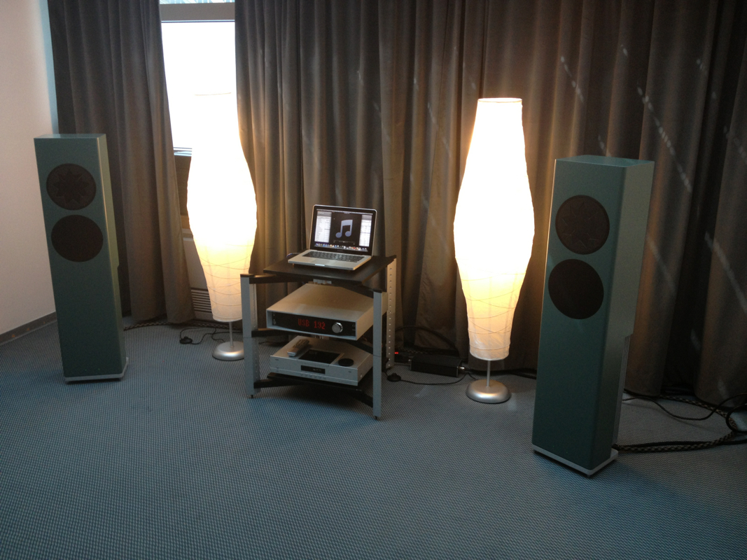 Munich High End 2013 Audio