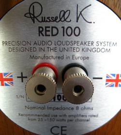 Picture Russell K Red 100